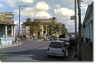 The city of Pinar del Rio